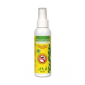 Mousticare Spray Famille 125 ml
