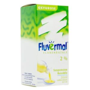 Fluvermal sirop 30 ml