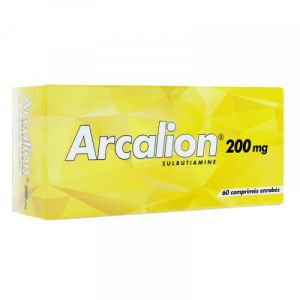 Arcalion 200mg Cpr Bt60