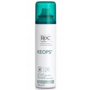 RoC Keops Spray Déodorant Sec 150 ml