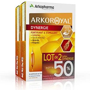 Arkoroyal Dynergie Lotx2 Bs