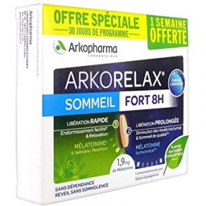 Arkorelax Sommeil Fort 8 Offre Spéciale