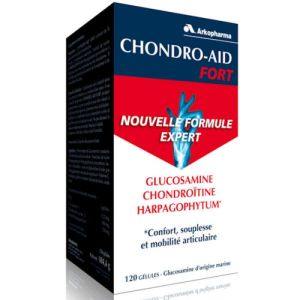 Chondro-Aid Fort blisters 60 gélules