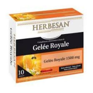 Herbesan Gelee Roy Amp 15ml 20