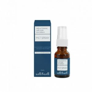 W&w MLT Melatonine Spray Fl15ml