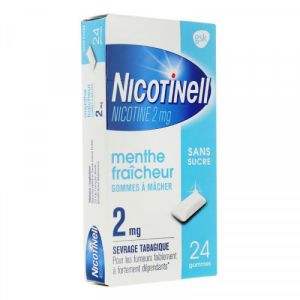Nicotinell Men F.2mg S/s Gom24