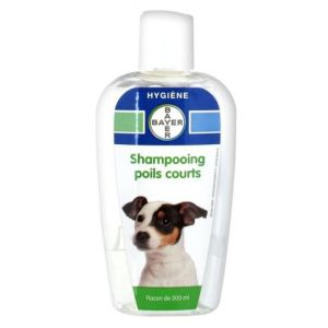 Bayer Shampooing Poils Courts 200 ml