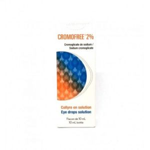 Cromofree 2 Colly Fp10ml