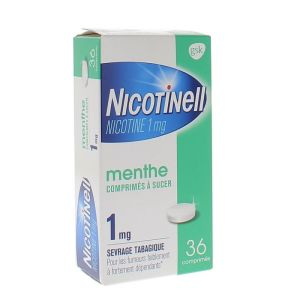 Nicotinell Ment 1mg Cpr Bt36