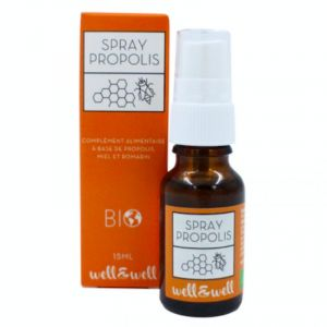 W&w Spray Propolis Fl15ml