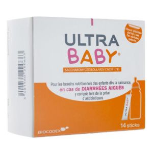 Ultra-baby 14 sticks
