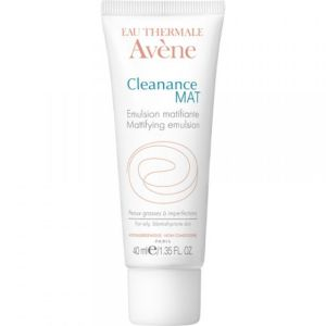 Avène Cleanance MAT Emulsion séborégulatrice matifiante 40ml