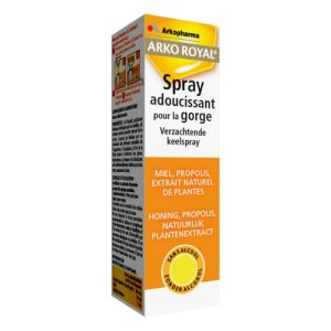 Arko Royal Spray Adoucissant Gorge Spray 30ml