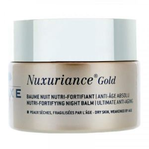 Nuxe Nuxuriance Gold Baume Nuit Nutri-Fortifiant Anti-âge Absolu 50ml