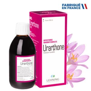 Urarthone Sol Buv 15ml Fl 250ml