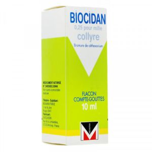 Biocidan Colly Fl10ml