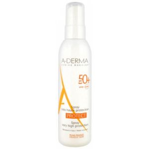 Aderma Protect Spray Très Haute Protection SPF 50+ 200 ml