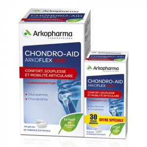 Chondro-Aid Arkoflex Fort 120 + 30 gélules