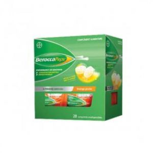 Berocca Peps Orange Bt 28